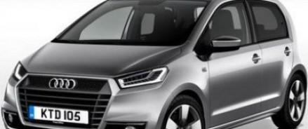 Новый концепт от Audi на платформе Volkswagen up