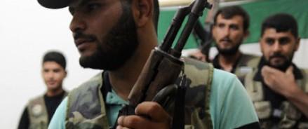 Сирийские мятежники обстреляли Хермель