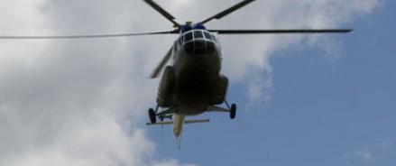 В Афганистане обстреляли Российский вертолет