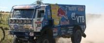 Команда «КАМАЗ-Мастер» выставила пять экипажей в зачете грузовиков на соревнованиях «Дакар»