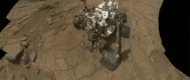 На марсе найдены следы воды