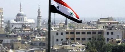 Террористический акт под Дамаском обесточил пять провинций
