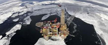 Впервые в истории Россия начала добычу нефти на Арктическом побережье