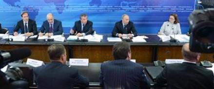 Владимир Путин пересядет на отечественный автомобиль?