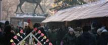 Сладкую сказку подарят жителям Москвы на Рождество
