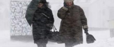 По причине аномальных холодов в Ростове много пострадавших. Объявлено чрезвычайное положение