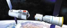 Космический аппарат, разработанный в Китае, сделал уникальные фотографии