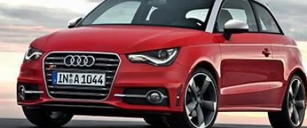 Audi S1 можно будет приобрести этой весной