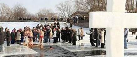В Якутии после крещенского купания умер мужчина