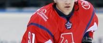 Хоккеист Ахметов снова сменил клуб