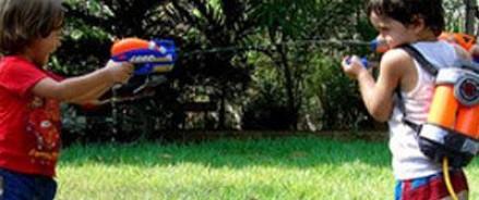 В Бразилии нельзя будет купить игрушечный пистолетик