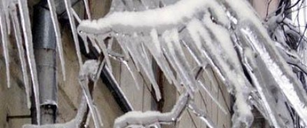 Ледяной дождь украл электричество у сорока социальных объектов Краснодара