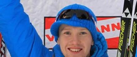 Биатлонист из России Алексей Волков завоевал серебряную медаль, участвуя в масс-старте среди мужчин на четвертом этапе Кубка мира по биатлону в городе Оберхоф