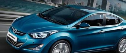 На территории РФ в свободной продаже находится обновленный седан Hyundai Elantra