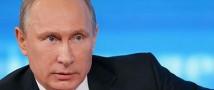 Путин мешает свободе слова
