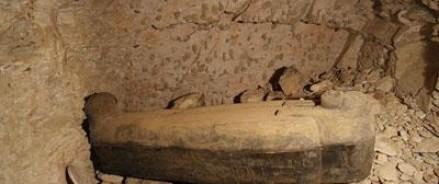 В Египте найдены останки неизвестного фараона