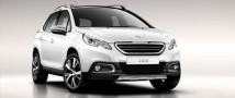 Стали известны цены на новый Peugeot 2008