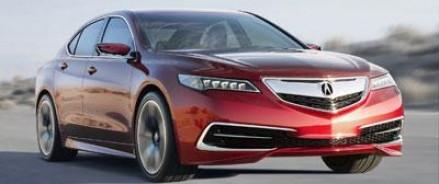 В 2014 году в России появится Acura TLX