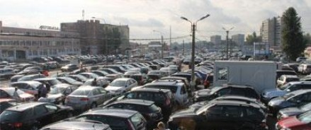 Российский рынок автомобилей переживает падение на 3%