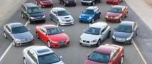 В России названы самые популярные автомобили