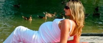 Беременность и привычный ритм жизни
