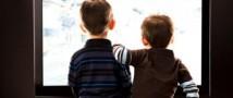 Длительный просмотр телевизора пагубно влияет на детский мозг