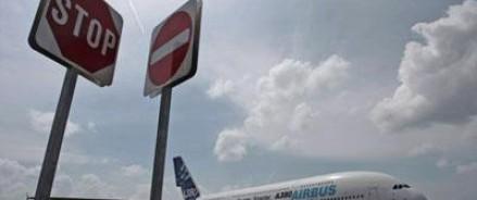 Экстренную посадку в Баку совершил Airbus А-380