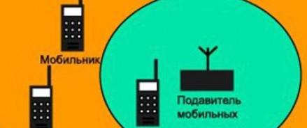 Схема глушилки мобильных телефонов