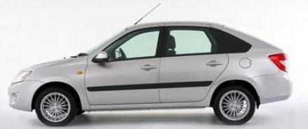 В сети появились фото «Lada Granta» в новом кузове хэтчбек