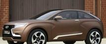 Концепт XRay будет реализован в Lada Largus