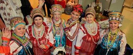 В Москве прошла выставка «Ладья. Зимняя сказка — 2013»