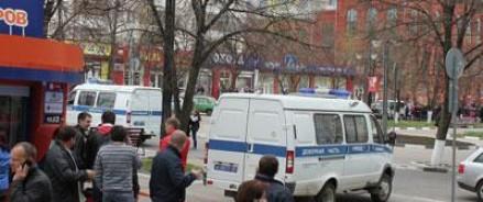 В Москве полиция задержала грабителей пункта приема металлолома