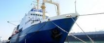 Траулер «Олег Найденов» сможет выйти в открытое море в течение дня