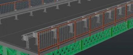 Под Новосибирском будет возведен первый в РФ стеклопластиковый мост