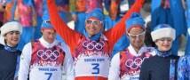 Сборная России стала досрочным победителем в общекомандном олимпиадном медальном зачёте