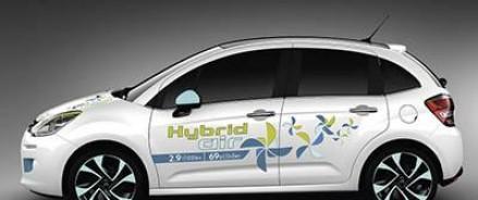 Peugeot 2008 — первый «воздушный» гибрид