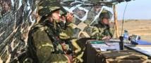 Внезапная проверка армии не связана с политической ситуацией в Украине