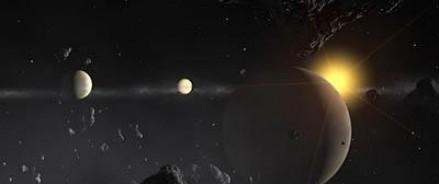 Американские астрономы нашли 715 новых планет