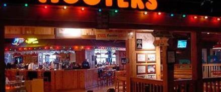 В Москве откроется легендарный американский спорт-бар Hooters