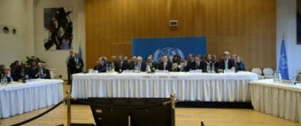 Сегодня стартует второй раунд переговоров в Женеве