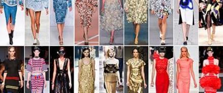 Тенденции моды на сезон Весна-Лето 2014