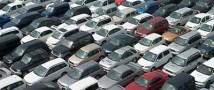 В январе продажи легковых автомобилей упали на 6%