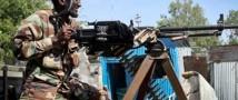 В Сомали боевики напали на сомалийский президентский дворец