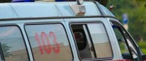 Две бригады неотложной медицинской помощи были задержаны в Астраханской области за распитие спиртных напитков