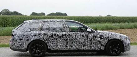 Автомобили BMW 5-Series будут характеризоваться наличием мотора V3