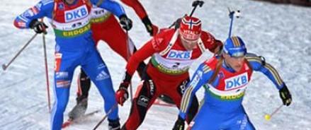 Спортсмены-биатлонисты из России хотят выступать за украинскую сборную