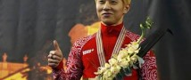 На чемпионате мира в Монреале Виктор Ан удостоился золотой медали