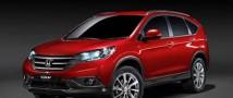 Honda CR-V упала в цене
