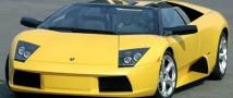 Россияне купили 10 авто Lamborgini