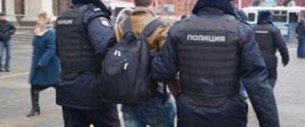 В ходе антивоенных акций в Москве задержали около 300 человек